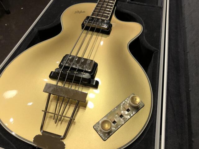 Hofner 500/2 Club Bass GL-CB-GT