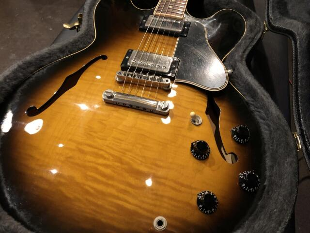 Gibson Memphis ES-335 REISSUE VS