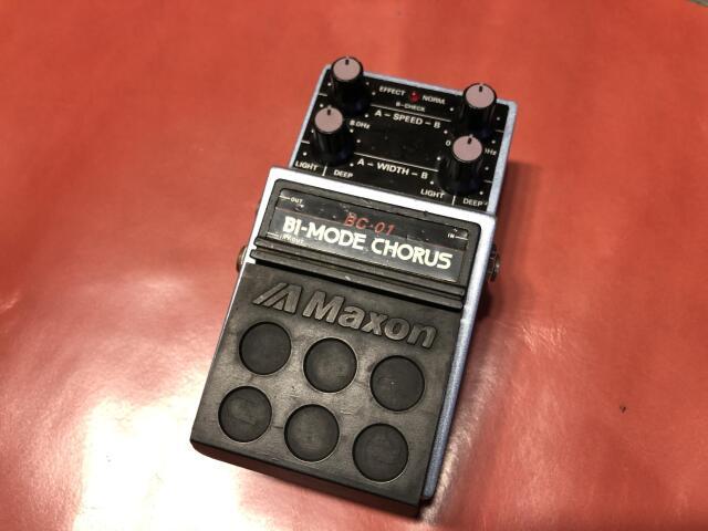Maxon BC-01 Bi-MODE CHORUS