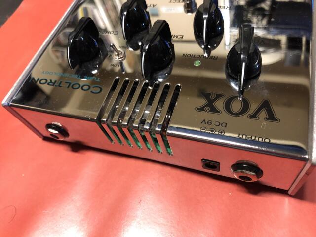 VOX CT-05CO Snake Charmer Compressor