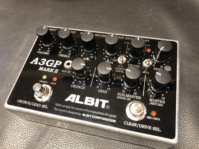 ALBIT A3GP Mark II