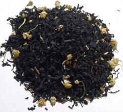 ピーチ&カモミール茶葉50g:ビン入