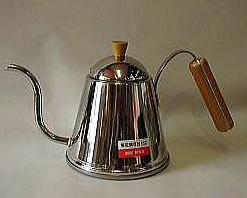 コーヒーポットステンレス製 電磁調理器対応1.2リットル