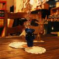 藍 くまチャーム〜BLUE