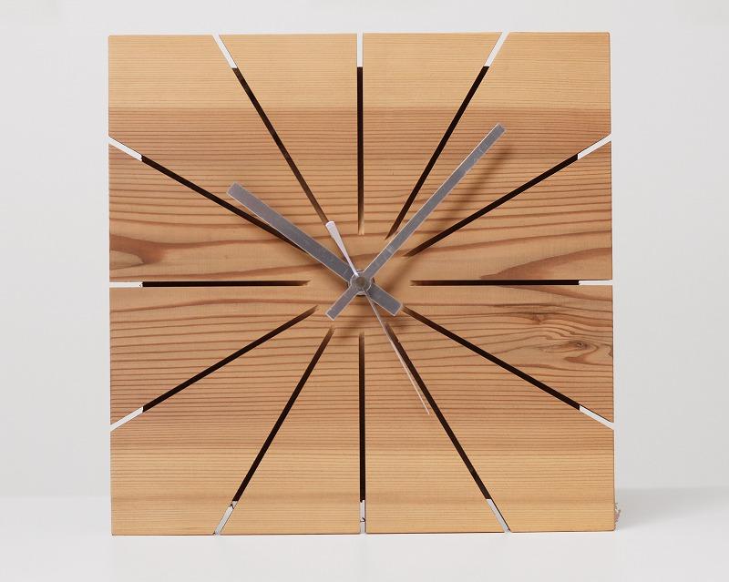 壁掛け時計 2