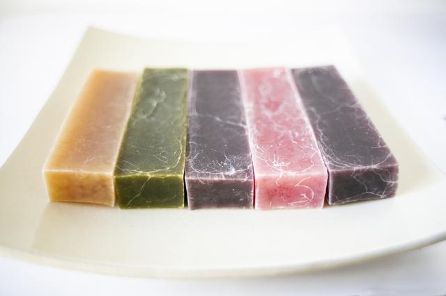 和歌山串本の紅葉屋本舗の羊羹5種の画像1