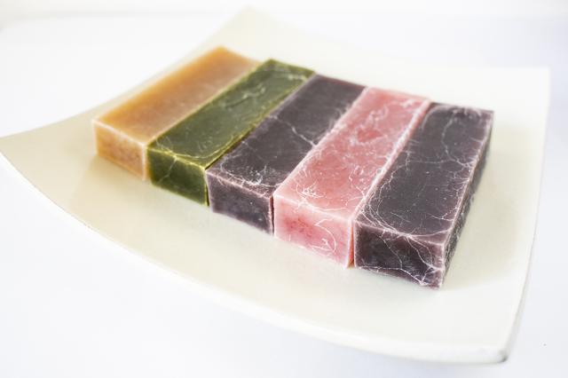 和歌山串本の紅葉屋本舗の羊羹5種の画像2