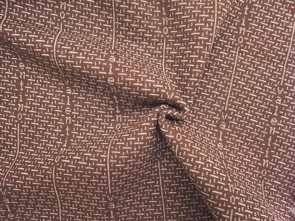イタリア製輸入生地 【Valentino/ヴァレンチノ社】 ウールジャージ/ロゴ織/1着分2.4m