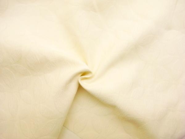 イタリア製輸入生地 【コットン×レーヨン 】 幾何学ジャガード/1着分2.4m