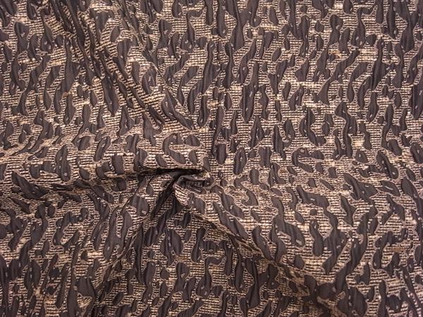 イタリア製輸入生地 【シルク混】 フクレ織り/1着分2.4m