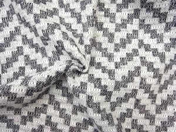イタリア製輸入生地 【Missoni/ミッソーニ社使用】 ウール混ツィード/ジャケット着分1.5m