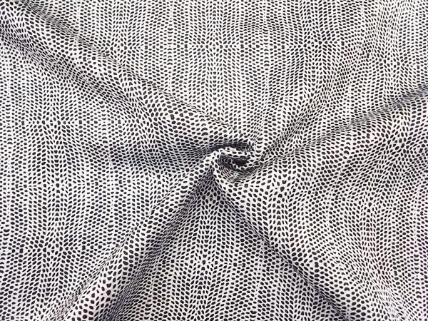イタリア製輸入生地 【一流ブランド使用】ピュアシルク/変形ヘリンボーン/0.1m (10cm)単位