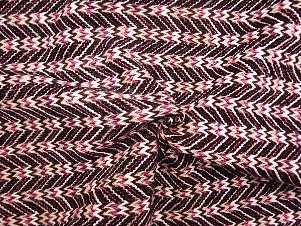 イタリア製輸入生地 【ウールベース】 ニット織り/1着分2.3m