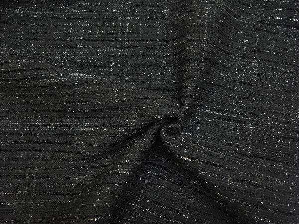 イタリア製輸入生地 【Elegance】 ラメ入り ファンシーツィード/ジャケット着分1.5m