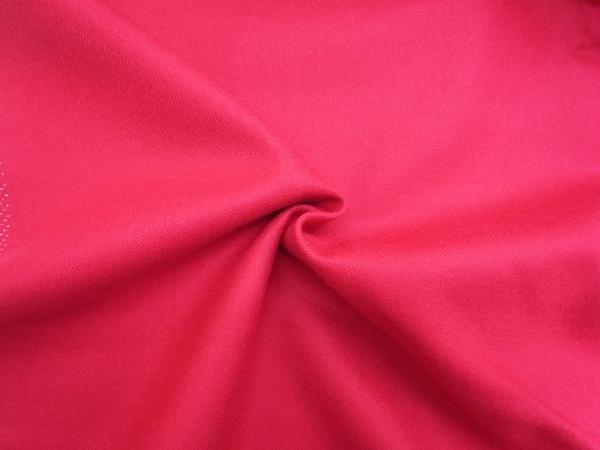 イタリア製輸入生地 【Valentino/ヴァレンチノ社】 ピュアウール/マゼンタピンク/1着分2.4m