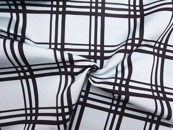 イタリア製輸入生地 【Valentino/ヴァレンチノ社】 ピュアシルク/グログラン織り/1着分2.4m