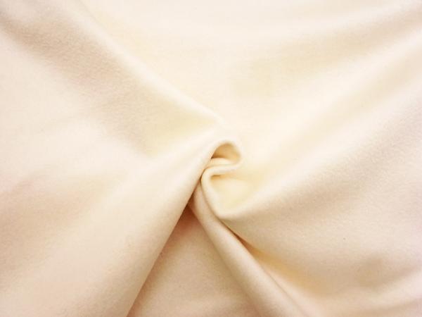 イタリア製輸入生地 【ホワイトカシミヤ】 ピュアカシミヤ/1着分2,5m
