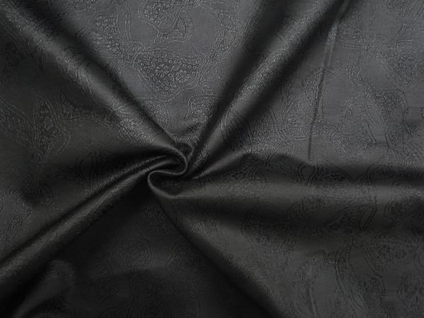 イタリア製輸入生地 【シルクウール】 抽象柄ジャガード織/1着分3.8m