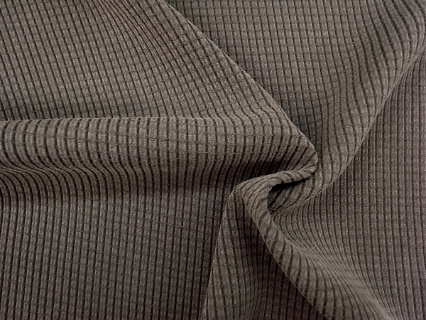 イタリア製輸入生地 【ARMANI/アルマーニ社使用】 ウール混ポリエステル フクレ織り 0.1m (10cm)単位