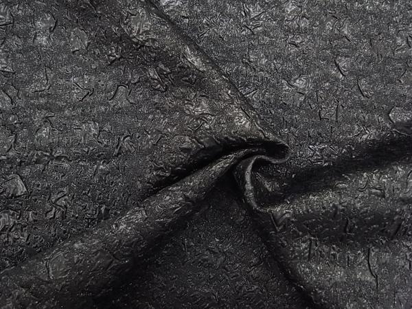 フランス製輸入生地 【シルクベース】 フクレ織り/ワンピース着分3.0m