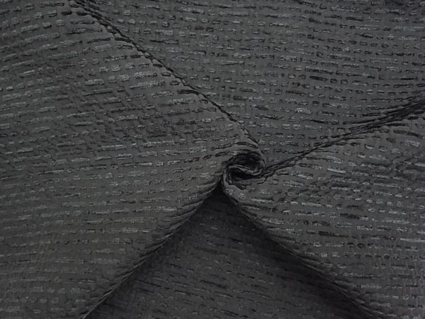 イタリア製輸入生地 【ジャガード織り】 モールヤーン/1着分2.3m