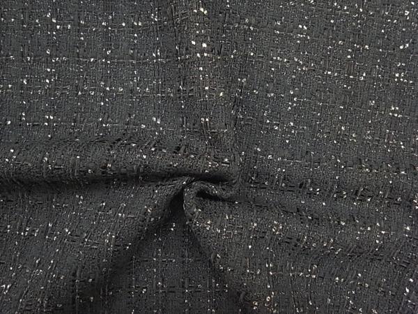 英国製輸入生地 【LINTON/リントン社】 ラメ入り ファンシーツィード/ジャケット着分1.5m