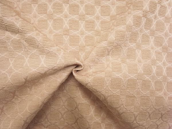 日本製生地 【幾何学柄】 ジャガード織/ワンピース着分2.5m