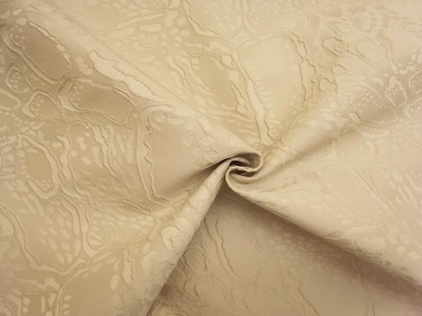 日本製生地 【抽象柄】 ジャガード織/ワンピース着分2.5m