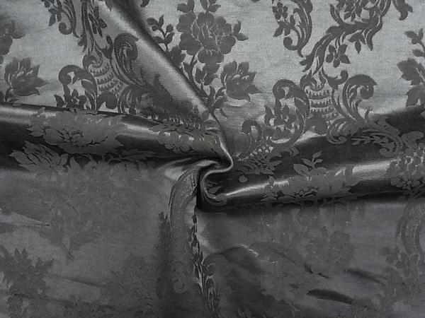 フランス製輸入生地 【シルクウールベース】 ジャガード織り/ワンピース着分2.0m