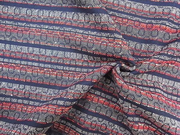 フランス製輸入生地 【ピュアウール】 ジャガード織り/ジャケット着分2.0m