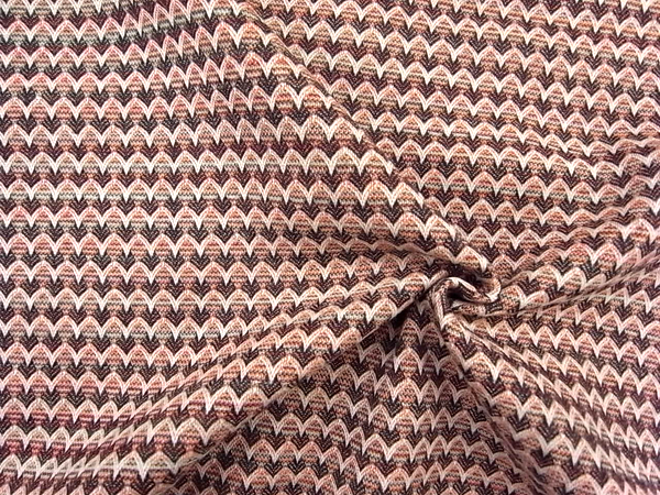 英国製輸入生地 【DORMEUIL/ドーメル社】 ピュアウールツィード/ジャガード織り/ジャケット着分2.0m