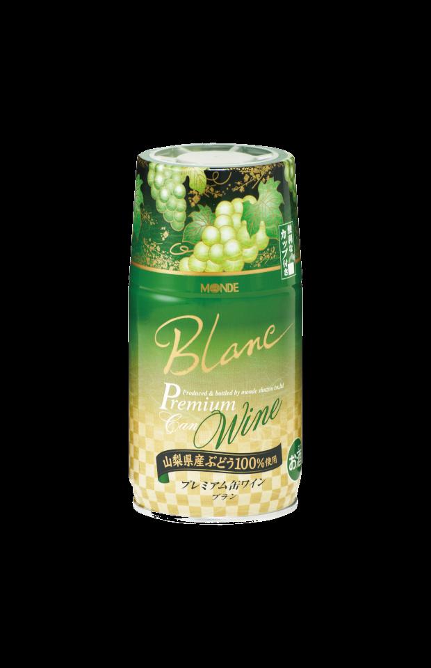 プレミアム缶ワイン白 300ml