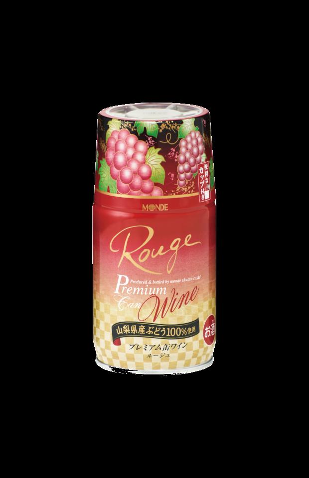 プレミアム缶ワイン赤 300ml