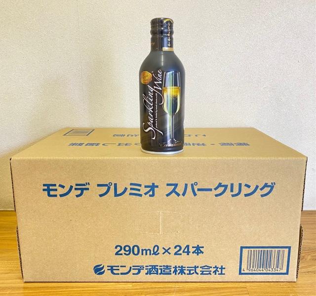 プレミオスパークリング(290ml×24本)