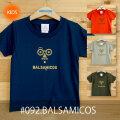 MONOMONI(モノモニ)こどもTシャツ「BALSAMICOS(バルサミコス)」
