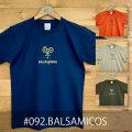 MONOMONI(モノモニ)おとなTシャツ「BALSAMICOS(バルサミコス)」