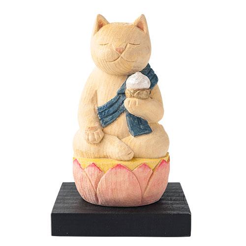猫 buddha(ニャンブッダ) 干支 守護 本尊「虚空蔵菩薩」
