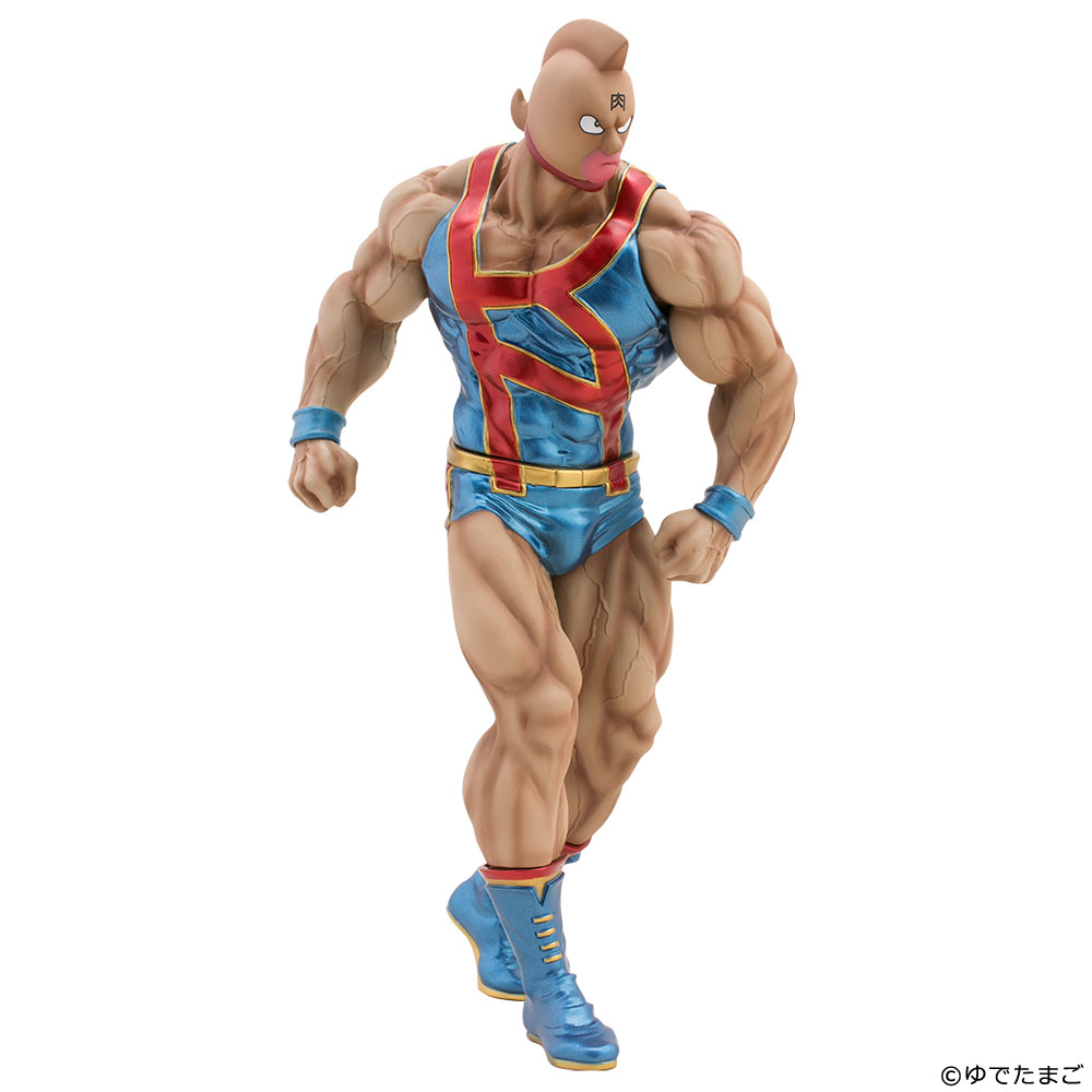 CCP Musculer Collection NO.EX キン肉マン KINスーツ 特別 紺メタリック