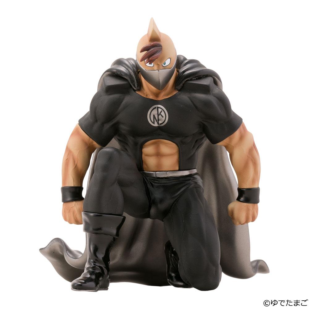 29種誌上販売第15弾 CCP 漆黒のキン肉万太郎 戦闘服フェイスガード