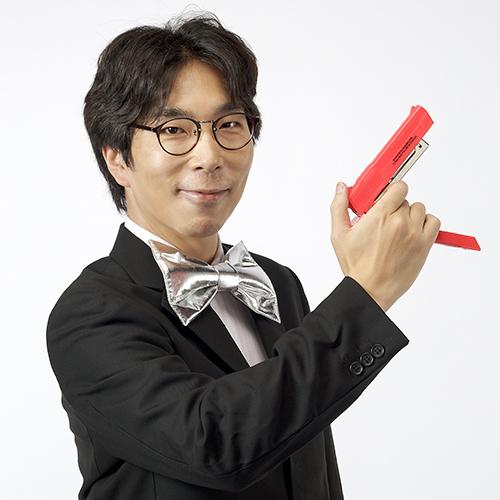 服飾雑貨man /STAPLE GUN (サウンドエフェクト付き) 【銃型ホッチキス】