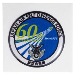 航空自衛隊創設60周年記念3Dポッティングステッカー