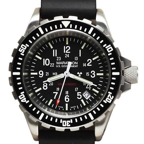 MARATHON TSAR Divers 300m クォーツウォッチ