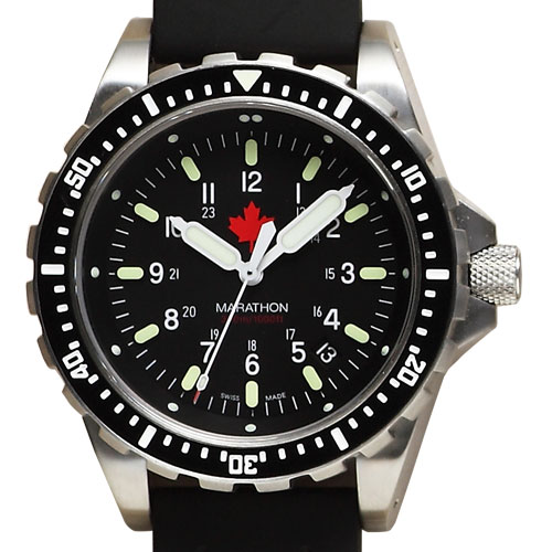 MARATHON JSAR Divers LGP 300mクォーツウォッチ MapleEdition