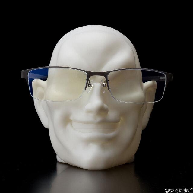 29種誌上販売第7弾 知性の神 昭和な貯金箱 兼 眼鏡置き