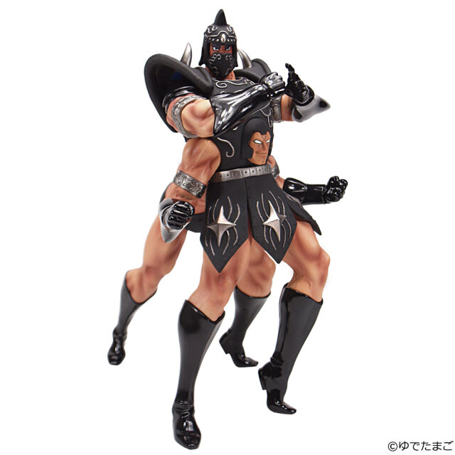 29種誌上販売第18弾 CCP 漆黒の魔界の師弟コンビ サタンクロス サムソンティーチャー