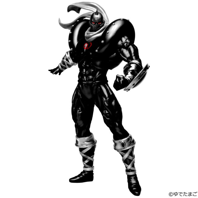 29種誌上販売第22弾 CCP 漆黒のシルバーマン フェイスガード