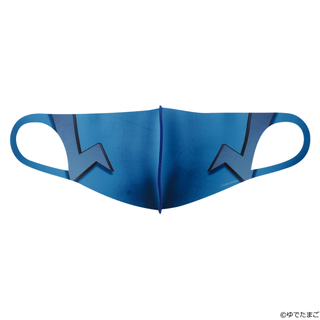 CCP Muscular Mask ROBIN MASK BLUE(ロビンマスク青)