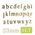 23mm小文字set2