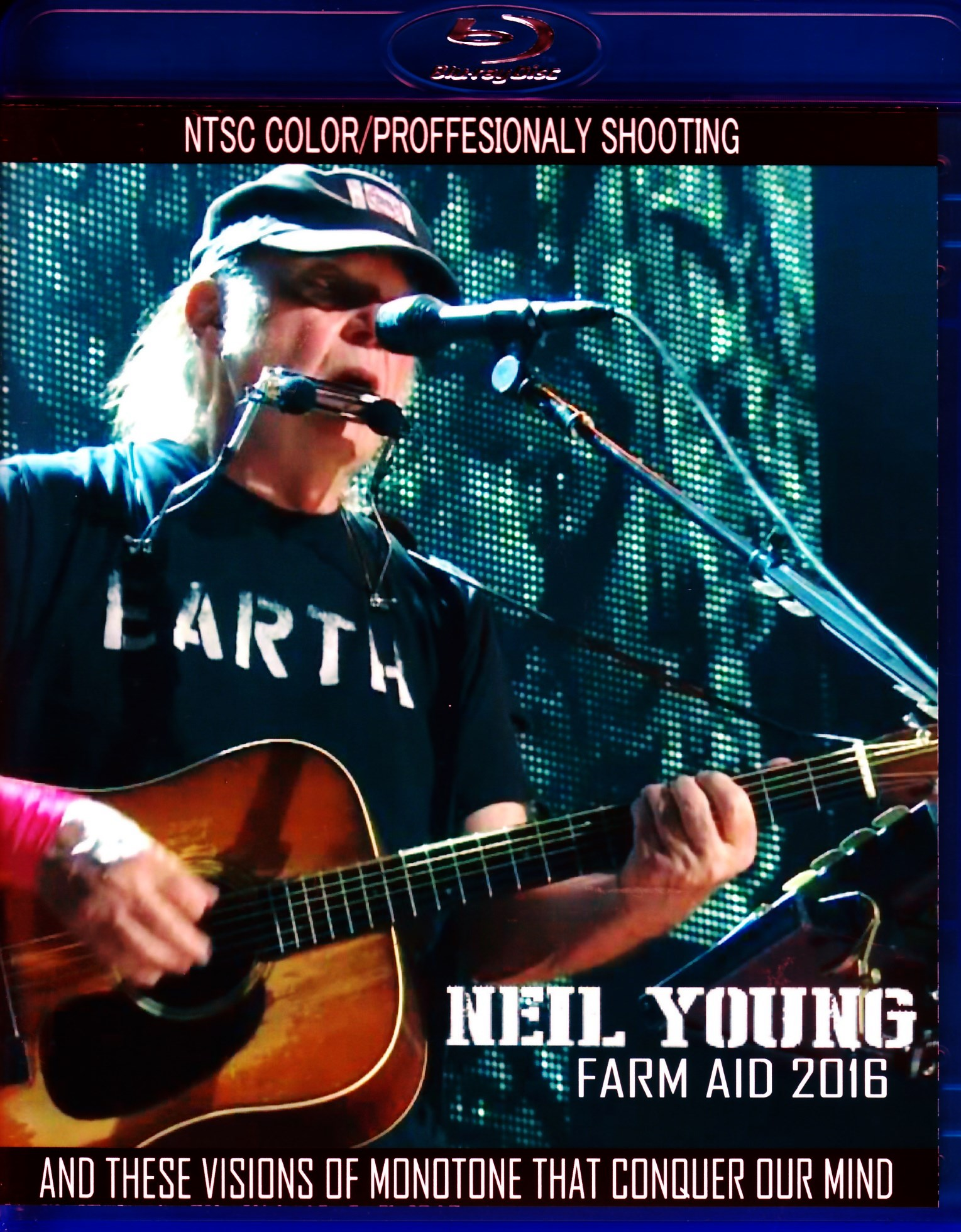 Neil Young ニール・ヤング/VA,USA 2016