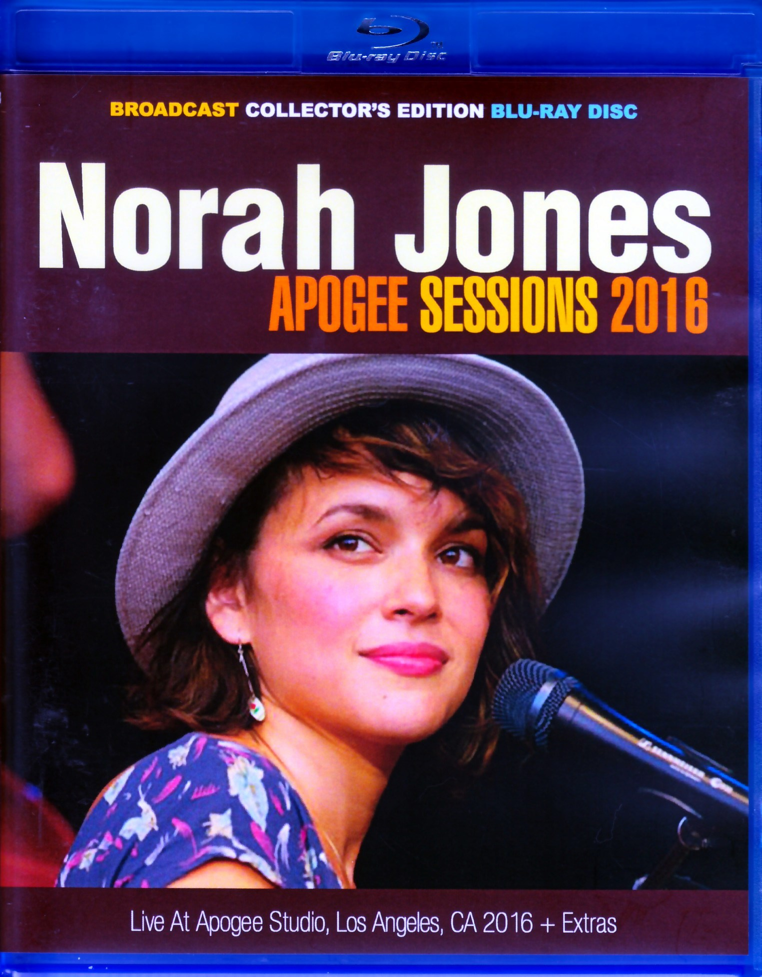Norah Jones ノラ・ジョーンズ/CA,USA 2016 & more BRD